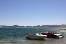 FishFinders Lake Mead Fishing Tours