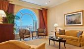 The Venetian Resort Hotel and Casino Living Room with Strip View