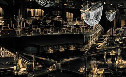 The Bank Nightclub Las Vegas Nevada