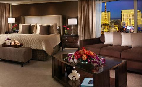 The Bellagio Hotel and Casino Las Vegas NV