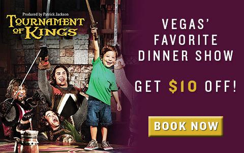 Tournament of Kings at Excalibur Las Vegas