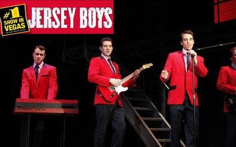 Jersey Boys at Paris Las Vegas Nevada