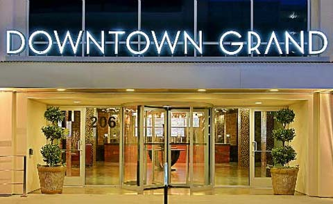 Downtown Grand Outside