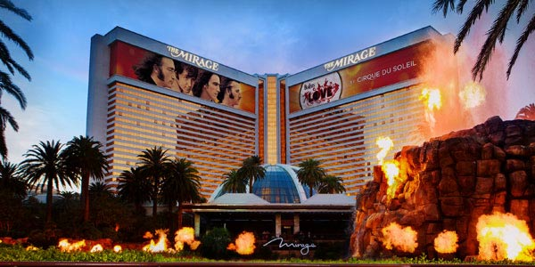 Mirage Hotel Las Vegas Room Rates