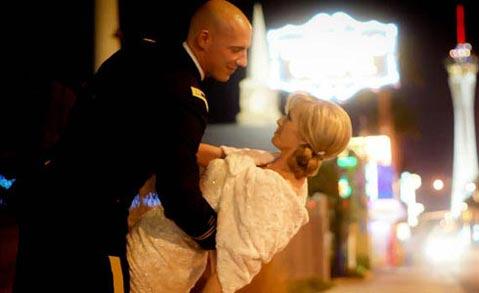 classy wedding chapel in Las Vegas