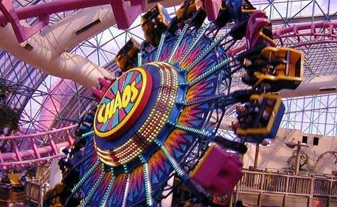 Adventuredome Circus Circus Las Vegas NV