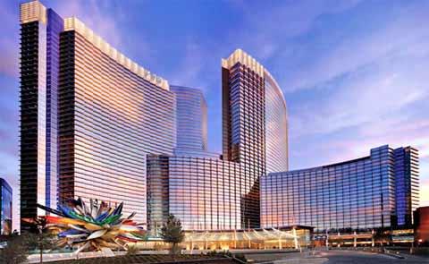 ARIA Resort and Casino Las Vegas NV