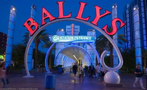 Ballys Resort Las Vegas NV
