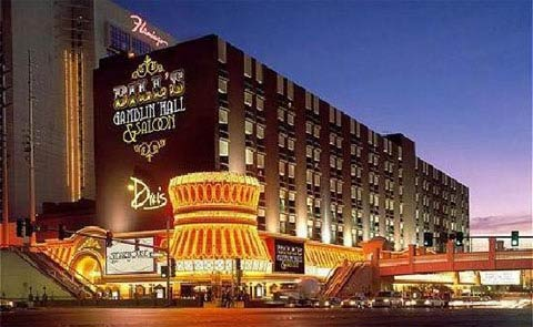 Bills Gamblin Hall Las Vegas NV