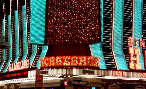 Binions Casino Vegas Nevada