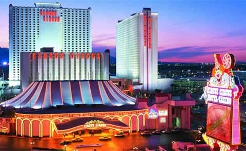 Circus Circus Hotel and Casino Las Vegas NV