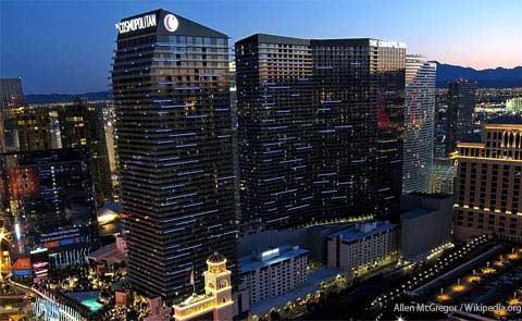 The Cosmopolitan of Las Vegas NV