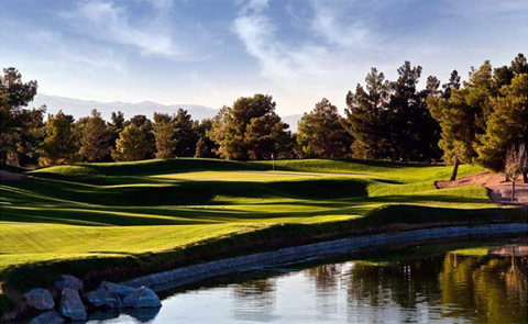 Desert Pines Golf Course Las Vegas Nevada