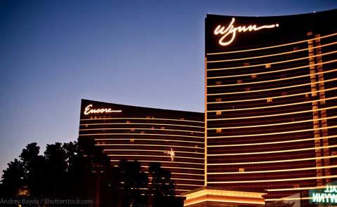 Wynn casino hôte