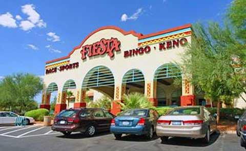 Fiesta Rancho Hotel and Casino Las Vegas NV
