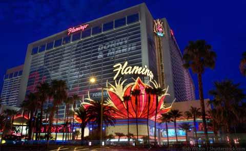 Flamingo Hotel Las Vegas NV