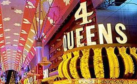 Four Queens Hotel and Casino Las Vegas NV