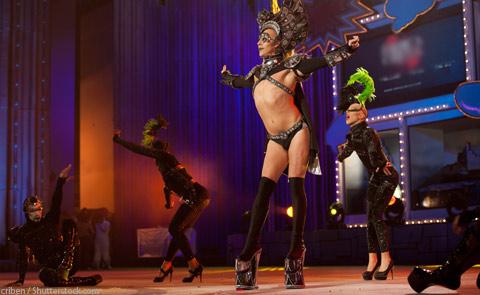 Frank Marinos Divas Las Vegas
