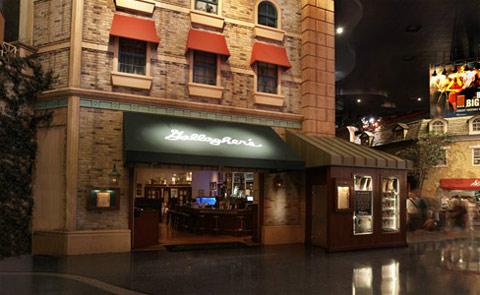 Gallaghers Steakhouse Las Vegas Nevada