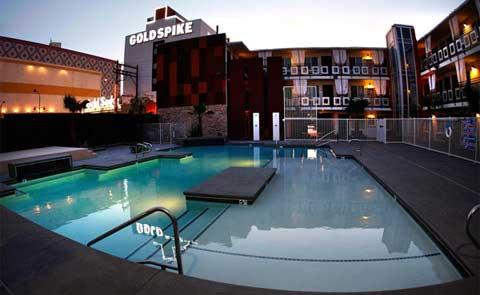 Gold spike hotel casino las vegas poker en el casino de aranjuez