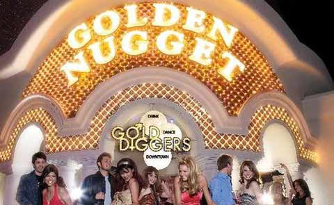 Golden Nugget Hotel and Casino Las Vegas NV