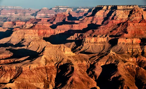 Grand Canyon Day Trip from Las Vegas with Optional Skywalk