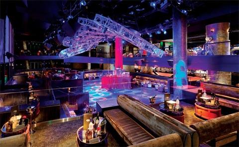 HAZE Nightclub Aria Resort and Casino at CityCenter Las Vegas NV