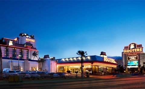 Hooters Hotel and Casino Las Vegas NV