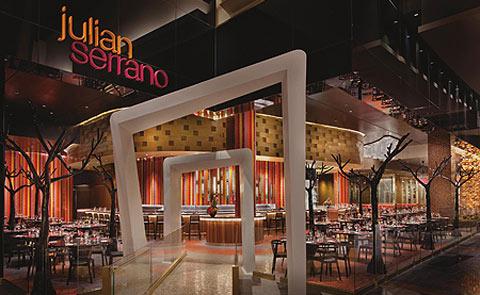 Julian Serrano Restaurant Las Vegas NV