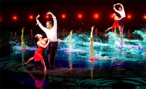 Le Reve Show Las Vegas at Wynn Hotel and Casino
