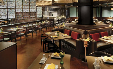 Lemongr Restaurant At Aria Resort And Citycenter Las Vegas Nv