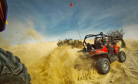 Las Vegas off road tour is a fun desert adventure