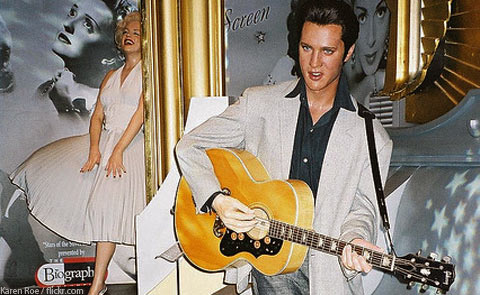 Madame Tussauds Las Vegas NV