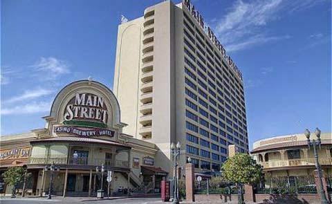 Main Street Station Hotel Las Vegas NV