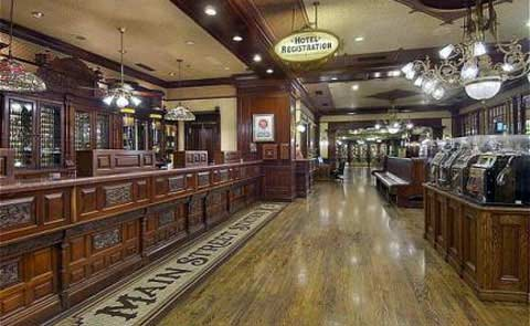 Mainstreet Hotel Las Vegas Reviews