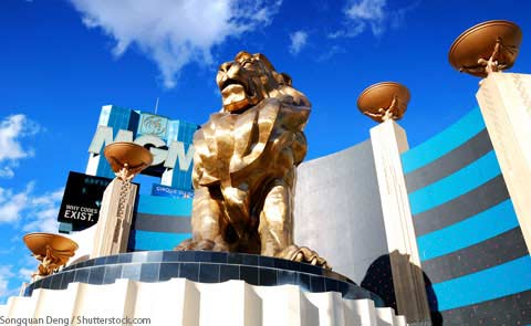 MGM Grand Resort and Casino Las Vegas Nevada