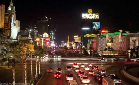 MGM Grand Hotel Vegas NV