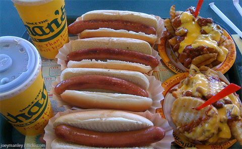 Nathans Hot Dog Coney Island Grill