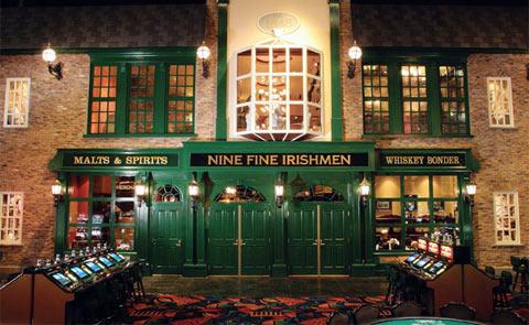 Nine Fine Irishmen Las Vegas NV