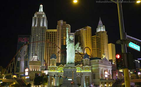 New York New York Hotel and Casino Las Vegas NV
