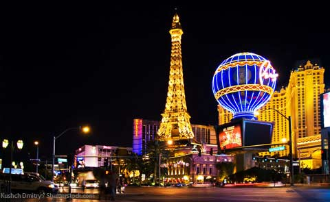 Paris Hotel Las Vegas NV