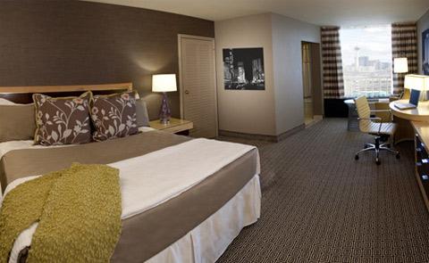 Plaza Hotel and Casino Las Vegas Nevada