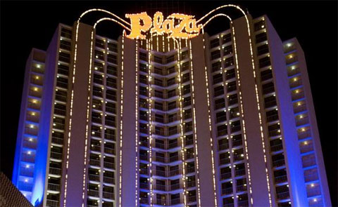 Plaza Hotel and Casino Las Vegas NV