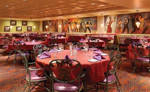 The Prime Rib Loft Restaurant Las Vegas NV