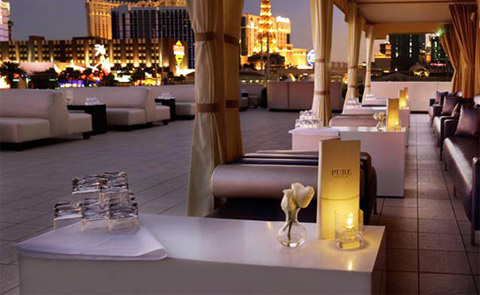 Pure Nightclub Caesars Palace Las Vegas NV