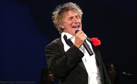 Rod Stewart The Hits Las Vegas