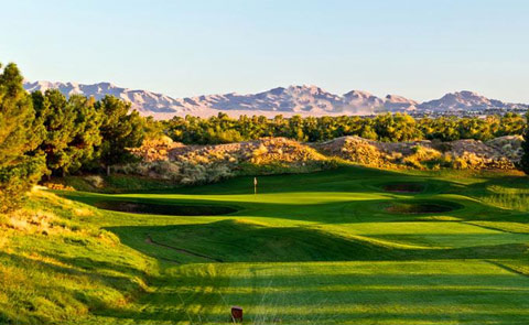 Royal Links Golf Club Vegas Nevada