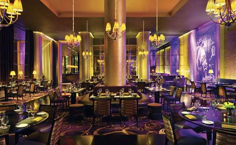 Sage Restaurant at Aria Resort and Casino at CityCenter Las Vegas NV