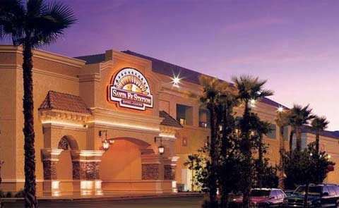 Santa Fe Station Hotel and Casino Las Vegas NV