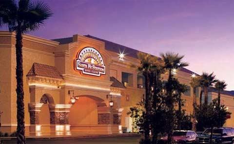 Santa Fe Station Hotel and Casino Las Vegas NV